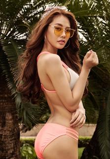 Gái xinh facebook người mẫu linh chi lộ núm