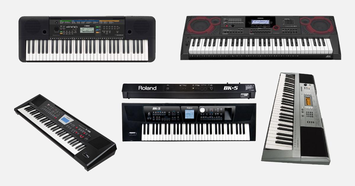 Top 5 cây Đàn Organ dành cho người chơi chuyên nghiệp, biểu diễn
