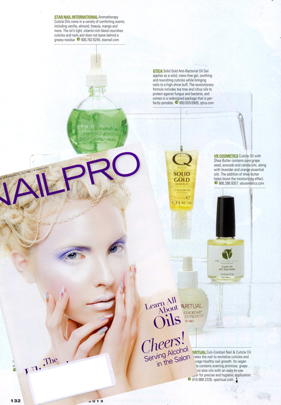 Qtica Products Intense Hand Nail And Body Treatments Nailpro Magazine Features Qtica Solid