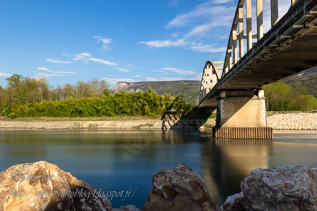 pose longue st quentin sur isere pont