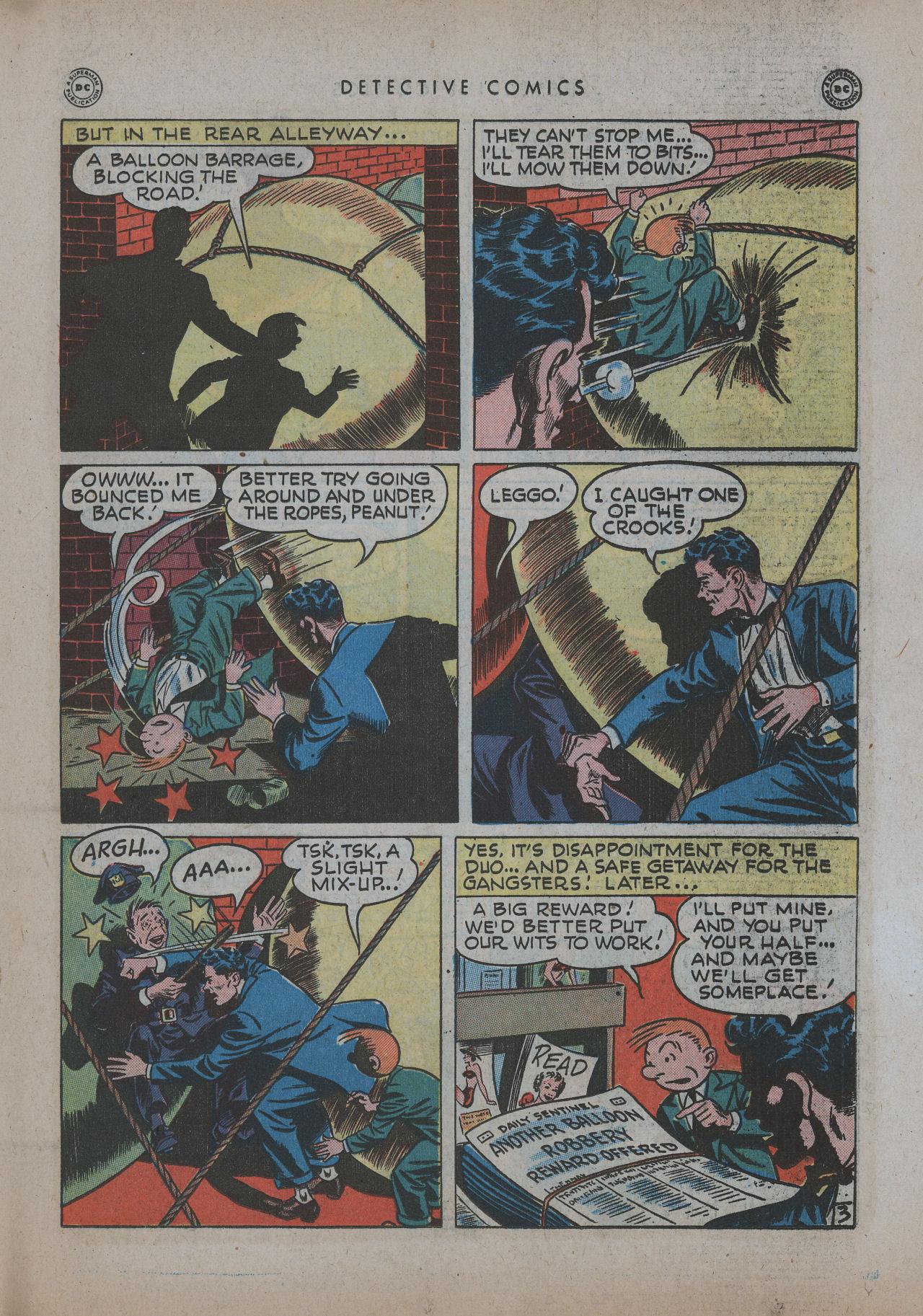 Read online Detective Comics (1937) comic -  Issue #137 - 27