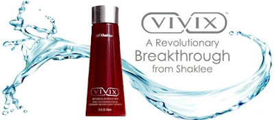 Anti cancer; Anti aging; Vivix Shaklee; Shaklee Penang; Shaklee Malaysia; The best natural tonic