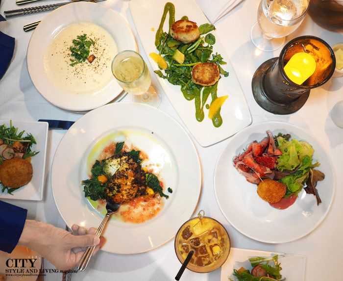 City style and living magazine blog 51 ways to reconnect for Merriman s fish house