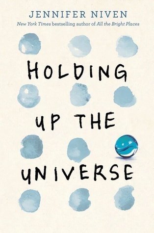 Holding up the universe jennifer niven cover
