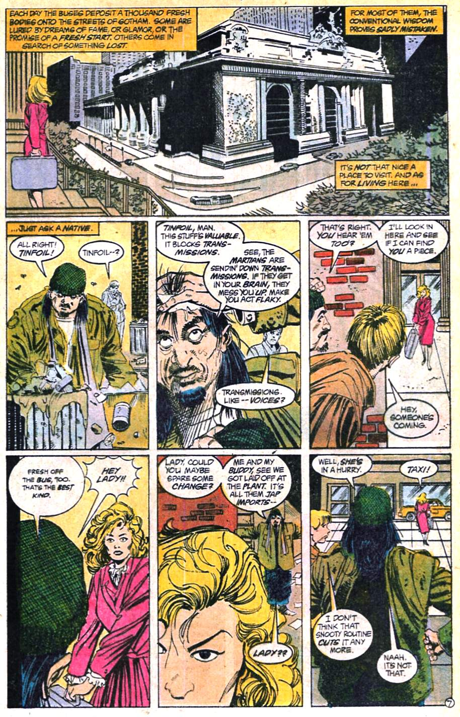 Detective Comics (1937) 598 Page 7