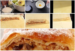 The art of making strudel
