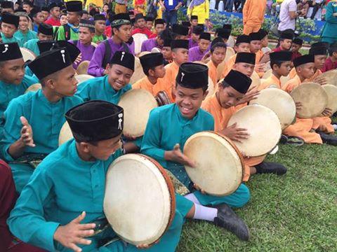 Gambar Kompang : Alat Musik Populer Melayu