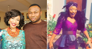 tonto Dikeh Reacts on social media after her marriage to churchill was officially annulled