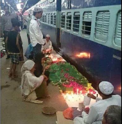 Lucknow junction majar