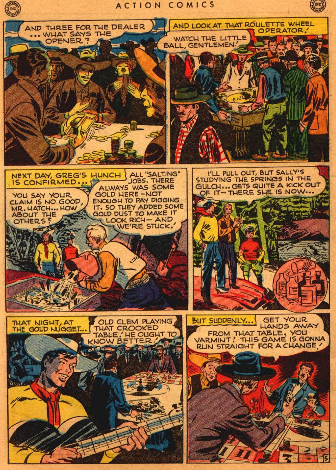 Read online Action Comics (1938) comic -  Issue #108 - 41