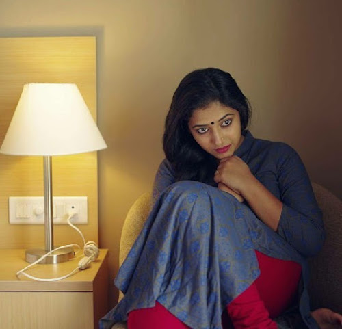 Actress Anu Sithara Photoshoot