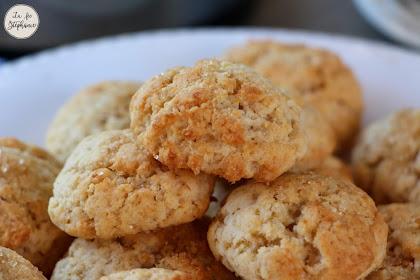 Biscuits coco moelleux et absolument irrésistibles! Recette végétale