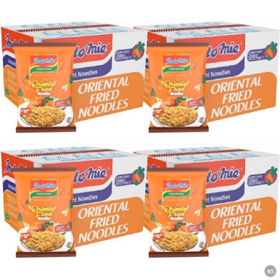 Indomie Noodles The Oriental Fried Flavor with Vegetables - Naija Grocery