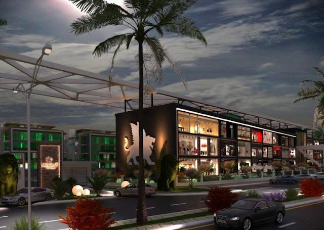 محلات للبيع في العاصمه الاداريه الجديده بـ كمبوند ميدتاون Midtown New Capital Shops
