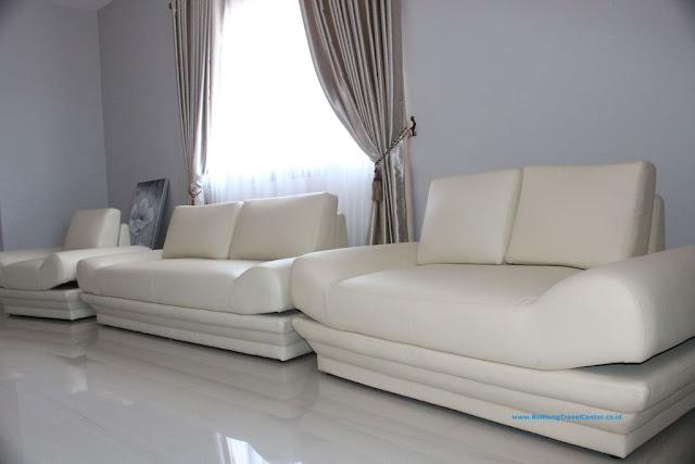 Sofa Boutique Guest House Belitung