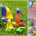 DIY Sponge Sailboat Craft for Kids
