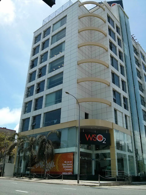 WSO2 moving to a new building in Sri Lanka