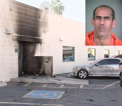 Bombing, Casa Grande Arizona, Nov 30 2012 / Abdullatif Ali Aldosary