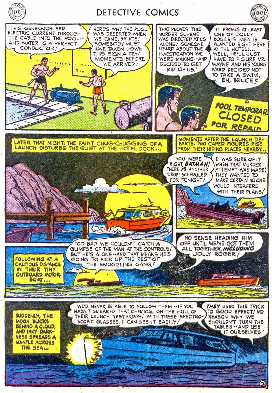 Detective Comics (1937) 202 Page 10
