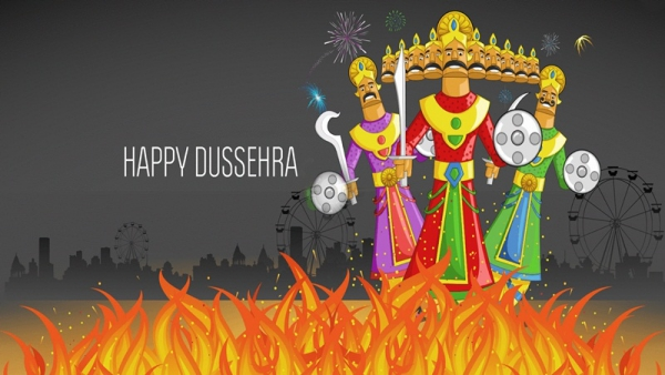 Dussehra SMS in Hindi and English 2022