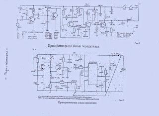 Конструкция портативной радиостанции для села