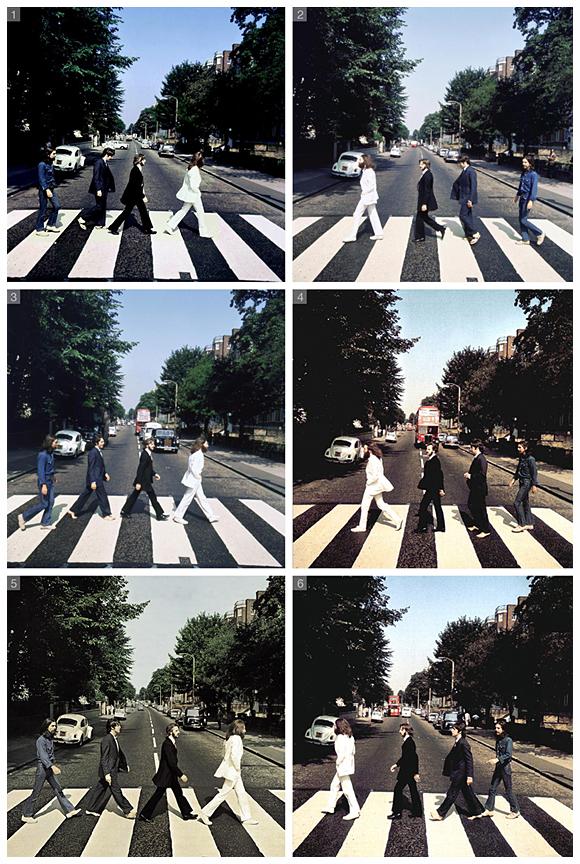 Il y a 50 ans, les Beatles traversaient Abbey Road