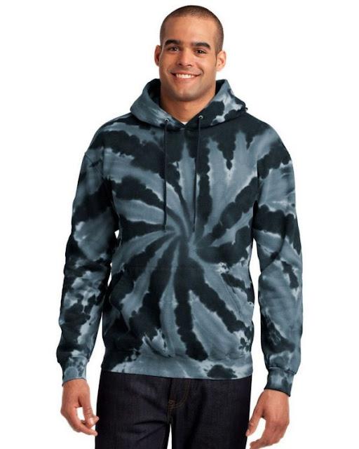 Port & Company PC146 Hooded Sweatshirt - Navy - S