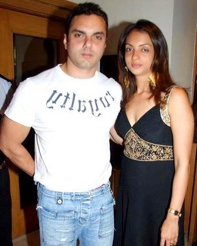 Sohail Khan Wife