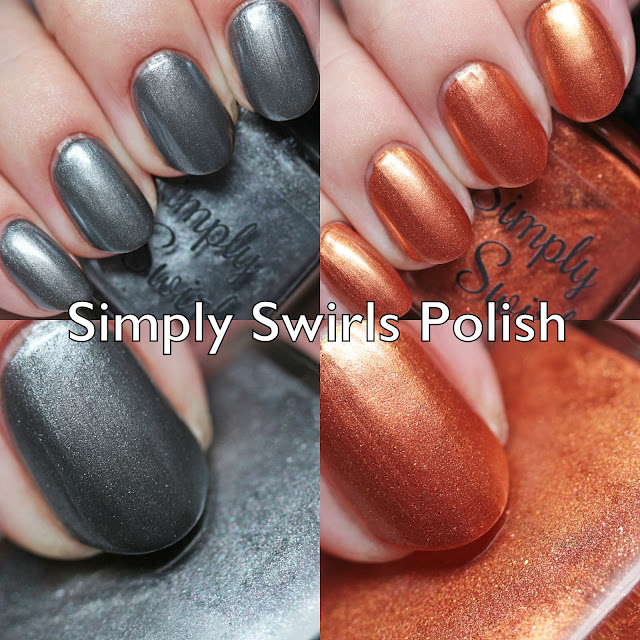 Simply Swirls Polish