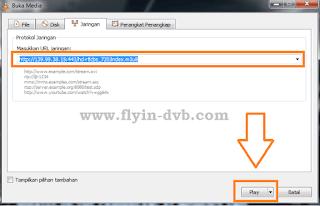 Cara Memutar IPTV di PC Menggunakan VLC Player langkah 1