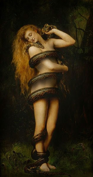 Lilith. John Collier (1892)