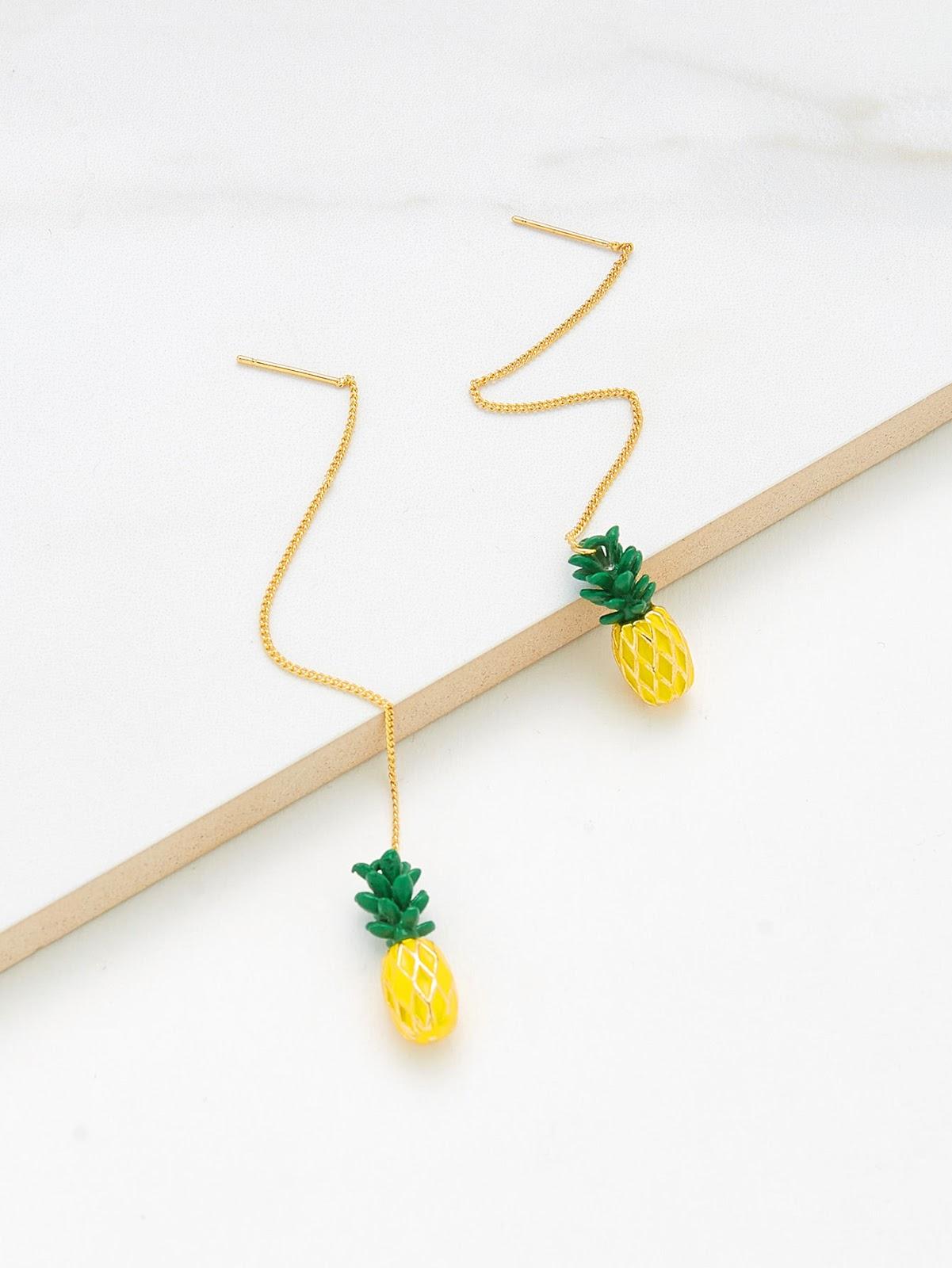 aretes anana