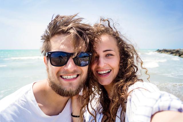 Como tirar selfies mais bonitas?