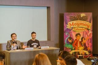 moymoy lulumboy 5 book launch