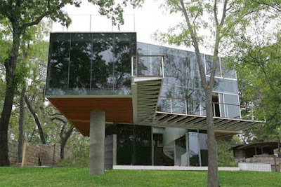 Modern style house 03