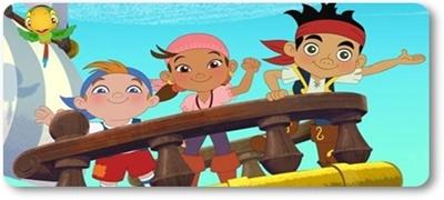 Infoanimation Com Br Disney Anuncia Segunda Temporada De Jake E Os Piratas Da Terra Do Nunca