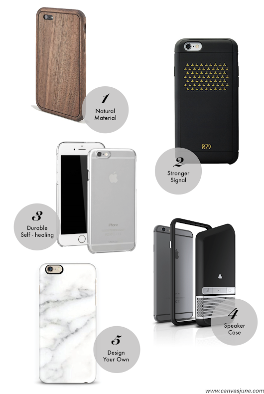 DRESS UP YOUR IPHONE 6