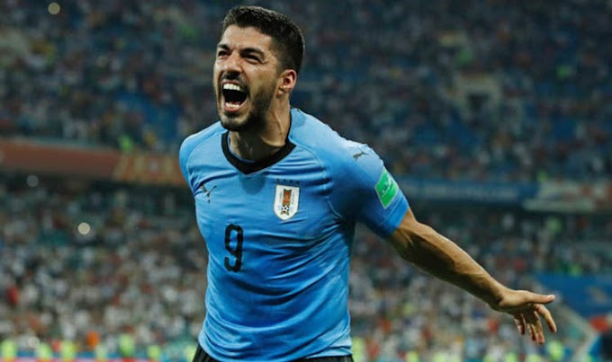 Suarez ruled out of the China Cup