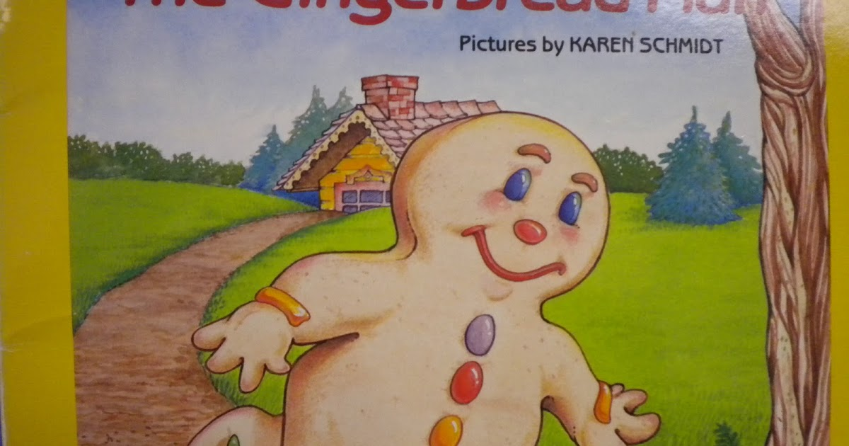Learning To Chit Chat The Gingerbread Man