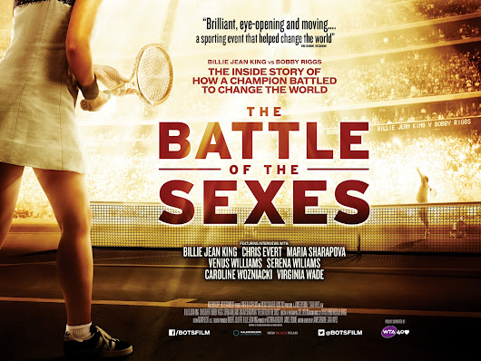 Battle of the Sexes in PH Theaters December 6, 2017
