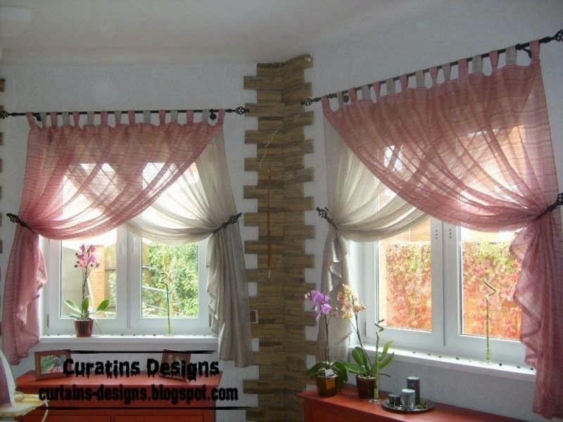 stylish sheer curtain designs ideas in