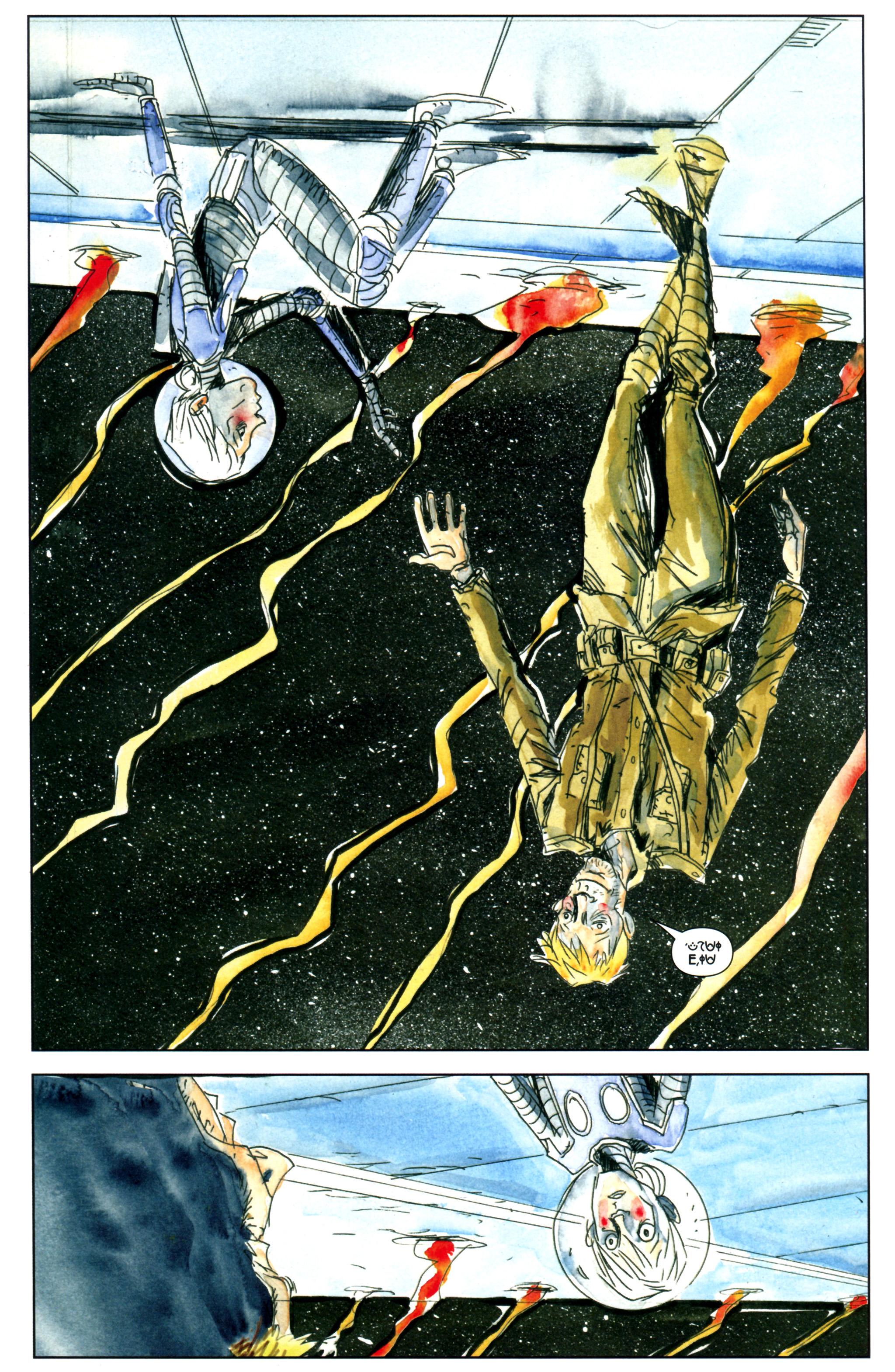 Read online Trillium comic -  Issue #8 - 25
