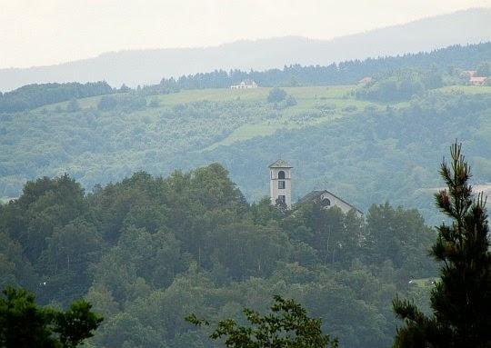Świnna Poręba. Kościół pw. Matki Bożej Pocieszenia.