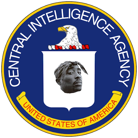 Die CIA tweetet über Tupac Shakurs Aufenthaltsort  | The CIA have been tweeting about Tupac's location