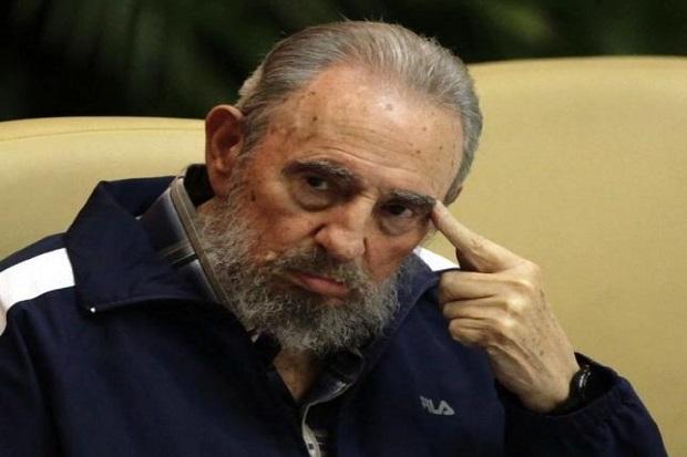 Fidel Castro, Kuba Tak Butuh Hadiah dari Imperialis AS!