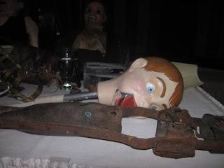 Mycroft Loses His Head.