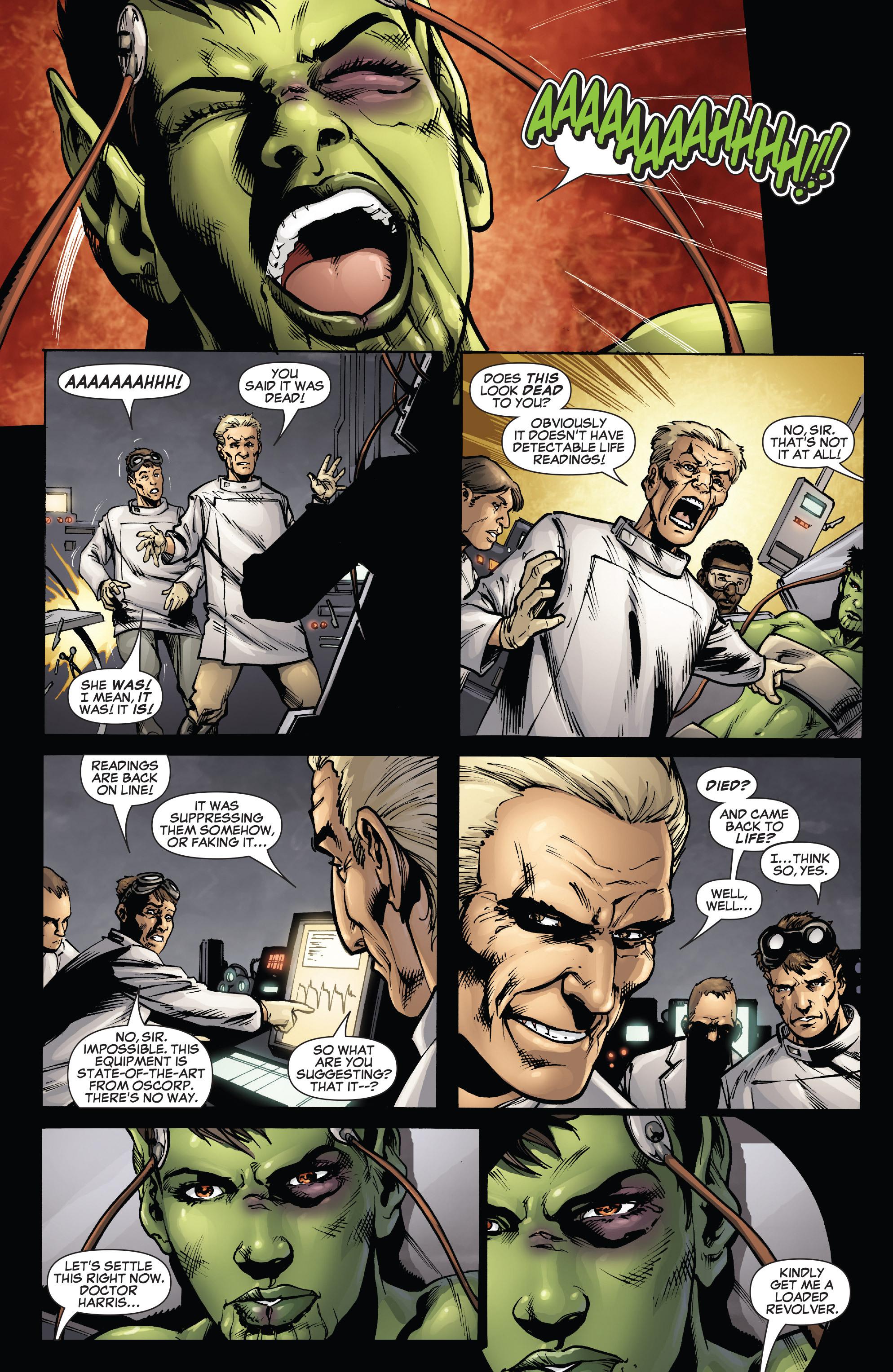 Read online She-Hulk (2005) comic -  Issue #38 - 14