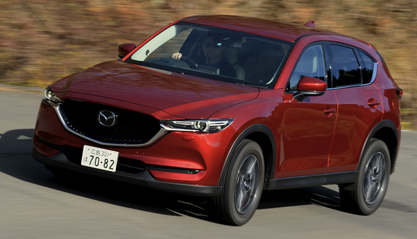 2020 Mazda Cx 5 Japan Spec Review Cars Auto Express New And Used
