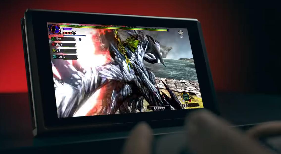 Monter Hunter XX se deja ver en Niintendo Switch: gameplay y fecha de lanzamiento
