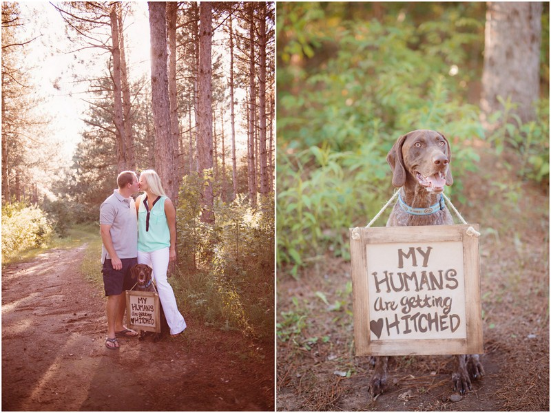 10 Engagement Photo Props For Your Inspiration